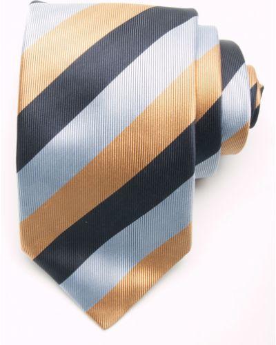 Серый галстук итальянский Tino Cosma