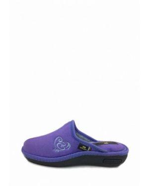 Резиновые тапочки - фиолетовые Spesita