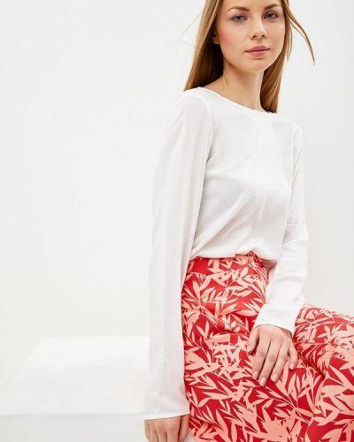 Блузка с длинным рукавом белая весенний Blendshe