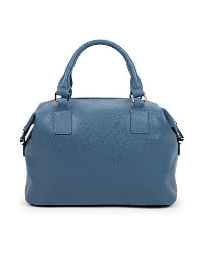 Синяя сумка летняя медведково