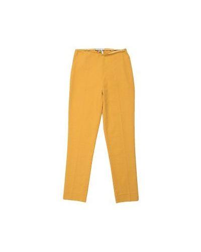 Летние брюки винтажные желтый Alter Ego