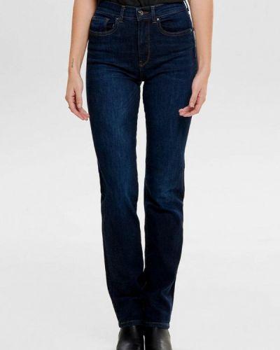 Прямые джинсы - синие Jack & Jones