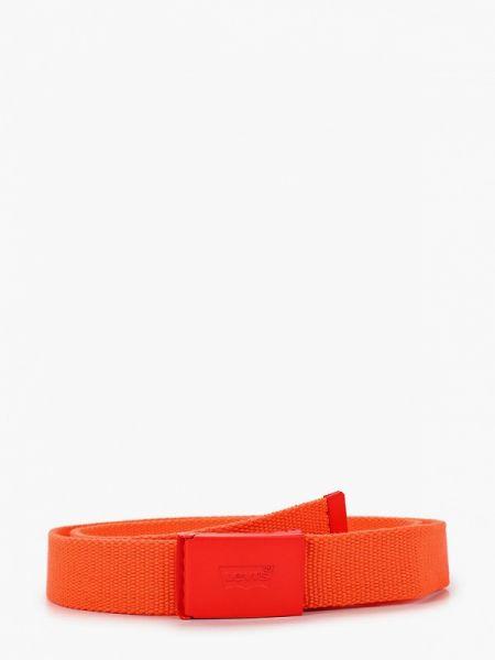 Оранжевый ремень Levi's®