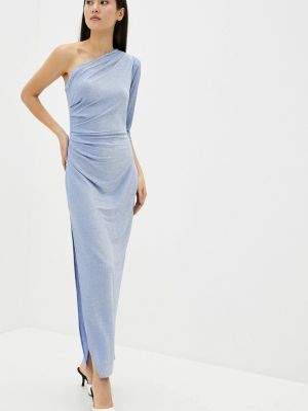 Вечернее платье - голубое Toryz