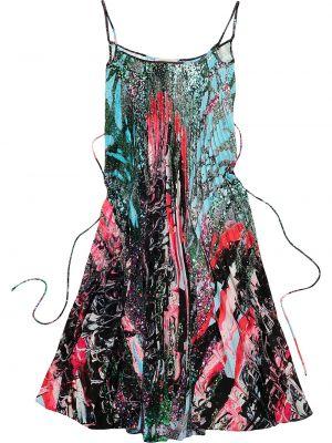 Sukienka - różowa Christopher Kane