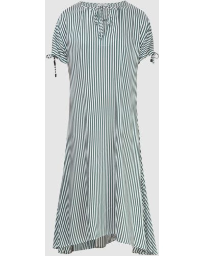 Зеленое платье миди Peserico