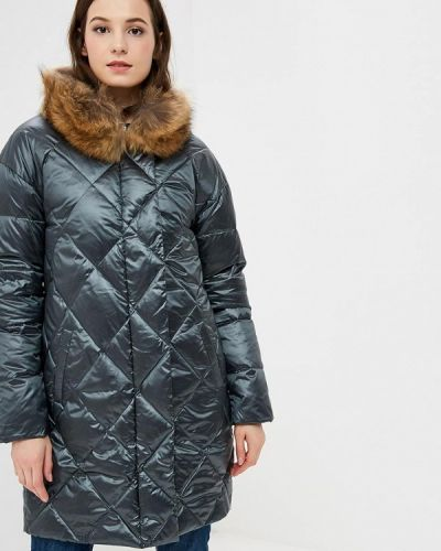 Зимняя куртка осенняя зеленая Acasta