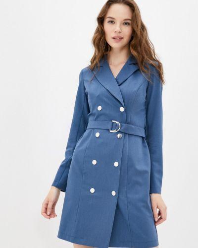 Синее платье Teratai