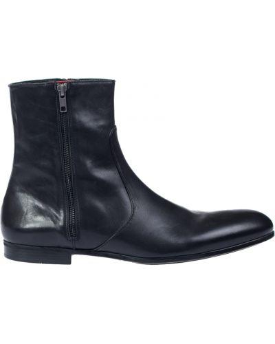 Ботинки осенние кожаные Richmond