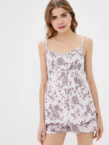 Пижамная фиолетовая пижама фэст