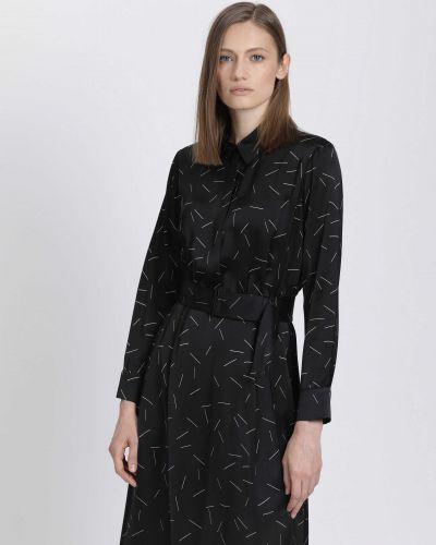 Платье - черное Vassa&co