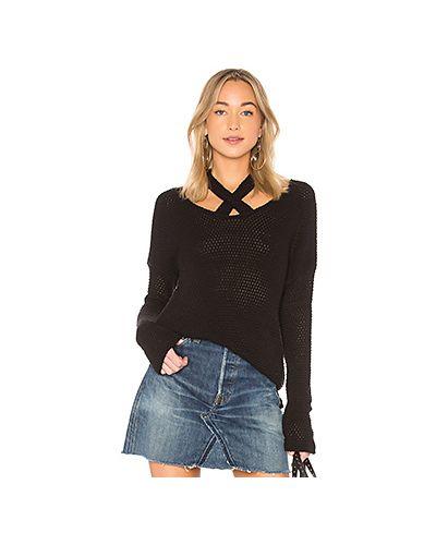 Черный свитер La Made