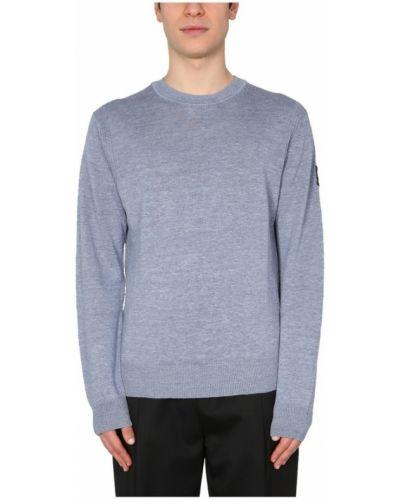 Niebieski sweter Belstaff