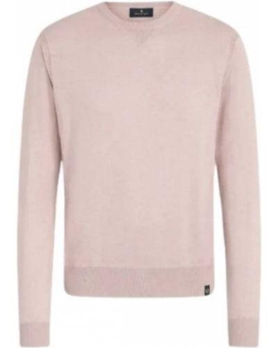Sweter - różowy Belstaff