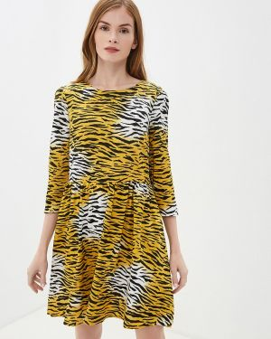 Платье - желтое Nice & Chic