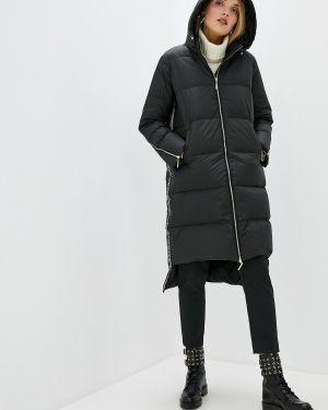 Зимняя куртка черная спортивная Liu Jo Sport