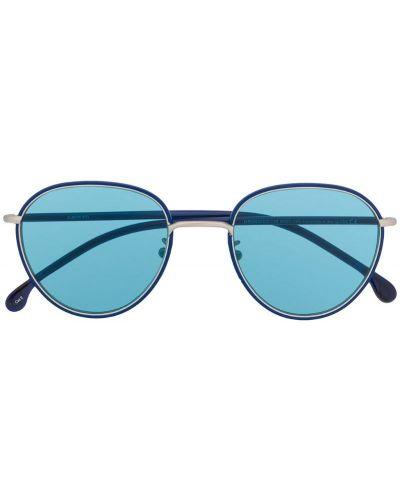 Очки синий хаки Paul Smith Eyewear