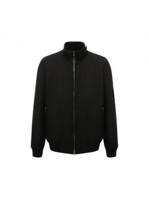 Серая итальянская куртка Cortigiani