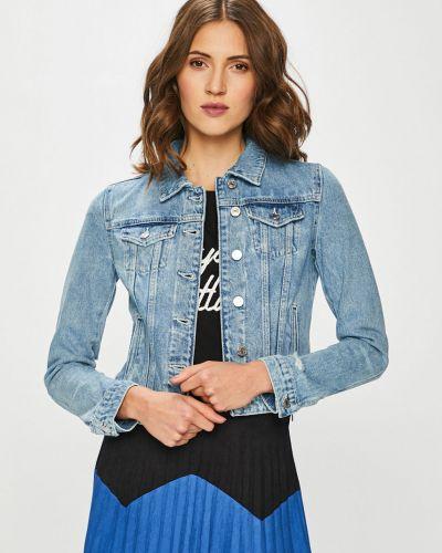 Прямые джинсы укороченные mom Guess Jeans