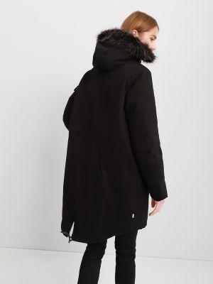 Флисовая куртка - черная Timberland