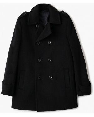 Пальто черный Smith's Brand