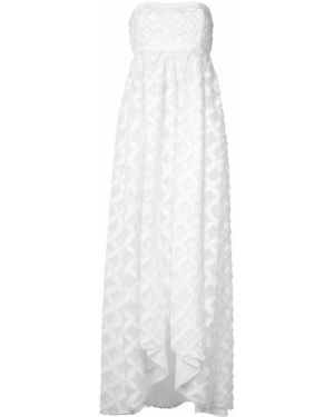 Платье - белое Zac Zac Posen