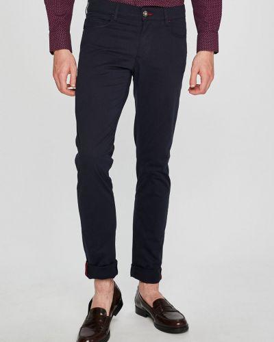 Джинсы на пуговицах с карманами Trussardi Jeans