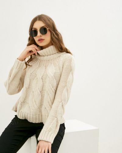 Бежевый свитер Rinascimento
