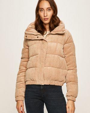 Куртка с капюшоном укороченная утепленная Brave Soul