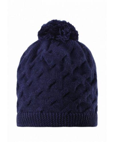 Синяя шапка Reima