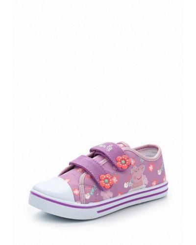 Фиолетовые кеды Kakadu