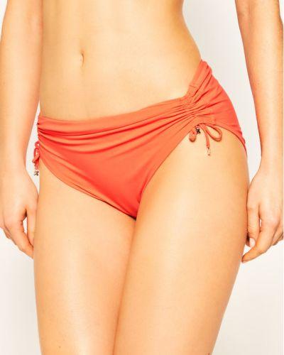 Pomarańczowy bikini Chantelle
