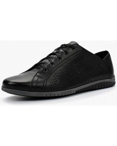 Черные кроссовки Dino Ricci