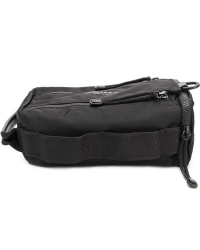Czarny torba kosmetyczna Marcelo Burlon County Of Milan