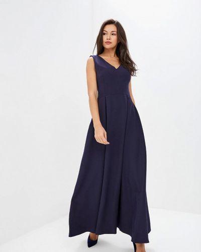 Вечернее платье польское осеннее Makadamia