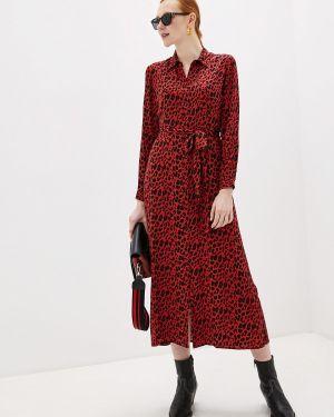Платье - красное Tiffosi