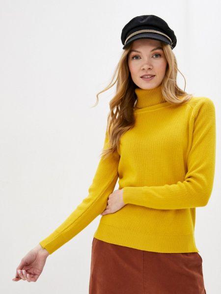 Свитер весенний желтый Fresh Cotton