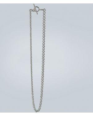 Ожерелье серебряный All Blues