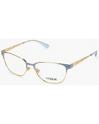 Оправа для очков золотой Vogue® Eyewear