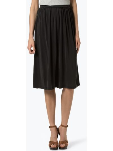 Spódnica - czarna Minimum
