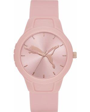 Zegarek różowy Puma