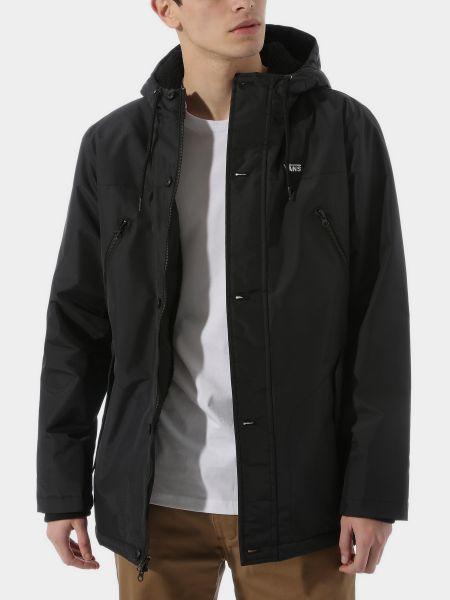 Повседневная куртка - черная Vans