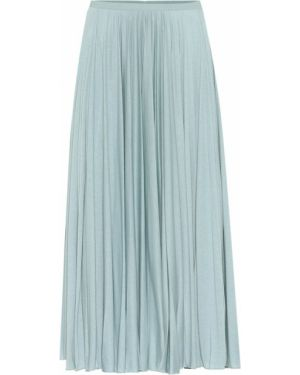 Плиссированная юбка миди пачка Max Mara