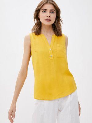 Блузка - желтая Zolla