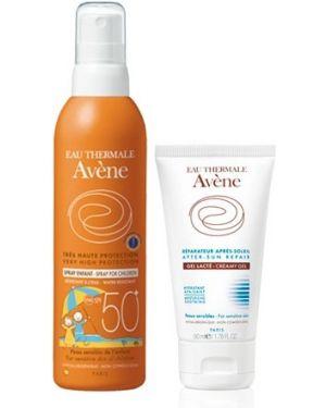 Крем солнцезащитный солнцезащитный Avene