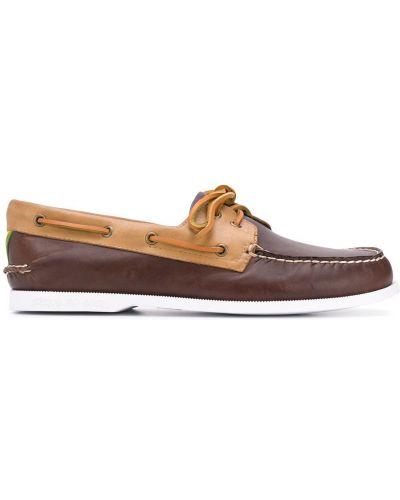 Топ для обуви коричневый Sperry Top-sider