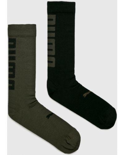 Носки набор зеленый Puma