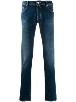 Синие джинсы классические Jacob Cohen