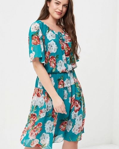 Платье весеннее индийский Indiano Natural