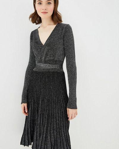 Серебряное вечернее платье Care Of You